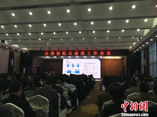 中部省份湖南加速发展装配式建筑 年产能已超2000万平方米